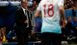 Fatih Terim maç sonunda istifa sinyali verdi
