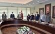 Belediyeler Birliği Başkanlığına Ercan Çimen Seçildi. Haberi