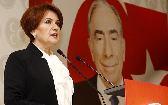 Meral Akşener'den flaş açıklama