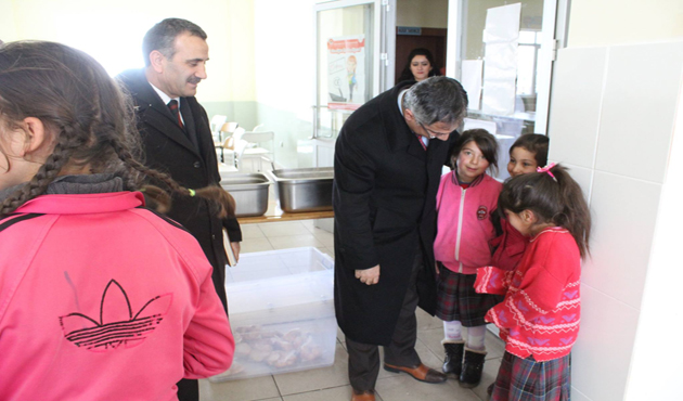İmam Hatip Ortaokulları Ziyaret Edildi