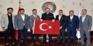 RIFAT HİSARCIKLIOĞLU KELKİT'E GELİYOR
