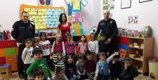 ANAOKULUNDA 'POLİS AMCA'YI TANITTILAR