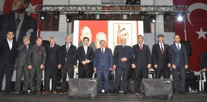 MHP aday tanıtım toplantısı düzenledi