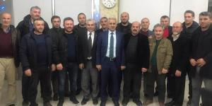 AK Parti İlçe Yönetimi Açıklandı