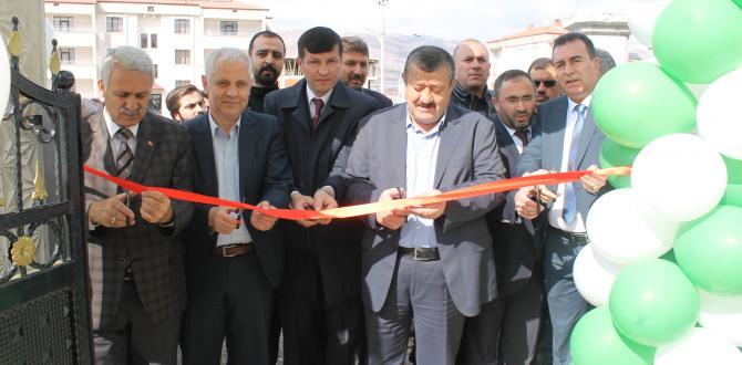 """""""Hasan AKIN"""" Kur'an Kursu Açıldı"""