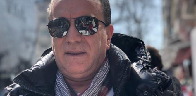 Murat AKIN, TFF'ye Seslendi